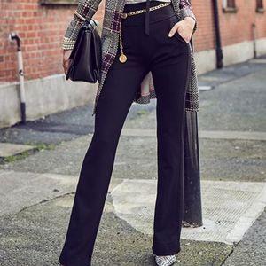CAbi Camden High Rise Wide Leg Trousers #3392